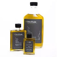 POT D'HUILE CBD-Infused Olive Oil