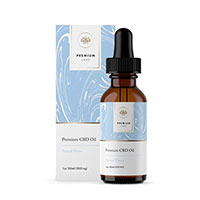 Premium Jane Natural CBD Oil