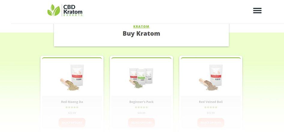 CBDKratomExperts - Kratom Vendor