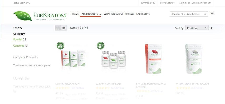 PurKratom - Best Kratom Suppliers